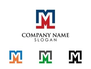 Square Logo M