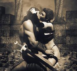 bacio e passione