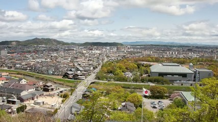 Daytime View of Takasago (Hyogo Prefecture, Japan)