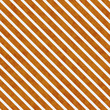 Orange and White Striped Pattern Repeat Background
