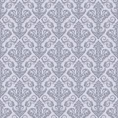 Seamless damask wallpaper IV