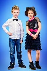 glamorous children