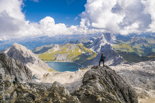 Bergkulisse © Netzer Johannes
