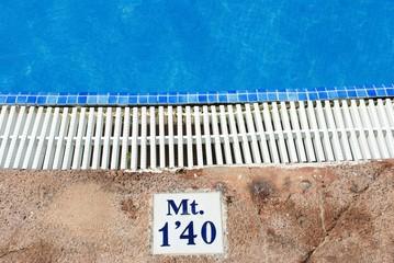 Altura de piscina