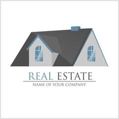 Logo Immobilien Haus