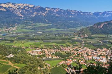 Adige Valley - Ora village