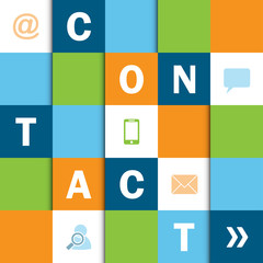 CONTACT (smartphone social media marketing profile)
