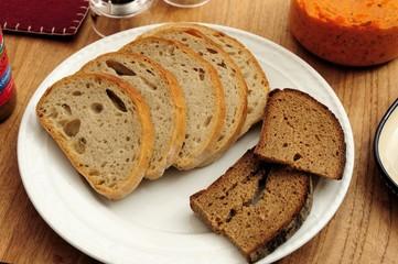 bread, brown, diet, eat, food, nature, grain, health, table