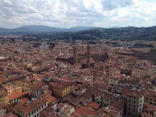 Florenz Überblick