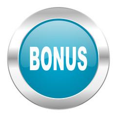 bonus internet blue icon