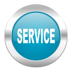 service internet blue icon