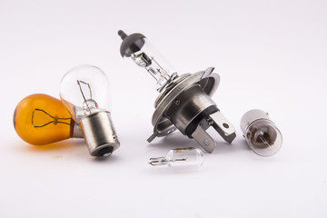 Automobile lamps