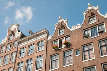alte häuser in amsterdam