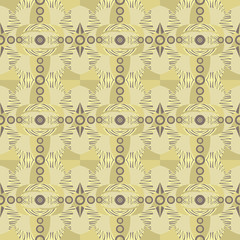 abstract background, textile motifs