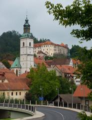 The village of Skofja Loka