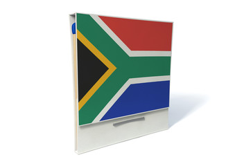 South African Book Of Matches
