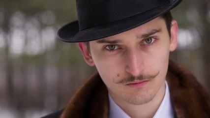 Gentleman in a Hat