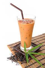 iced milk tea