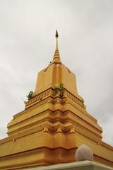 stupa at wat Sena nimit, Ban Hip, Uthai, Ayutthaya