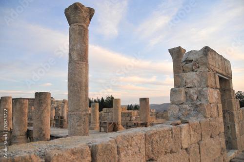Papiers peints Ruine Mount Nebo in Jordan