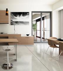 Luxury Kitchen Conception (detail)