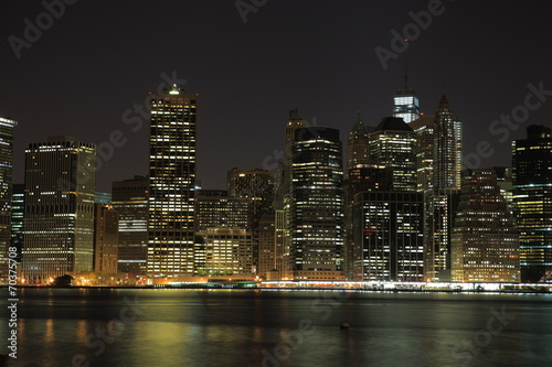 Manhattan. New York. United states