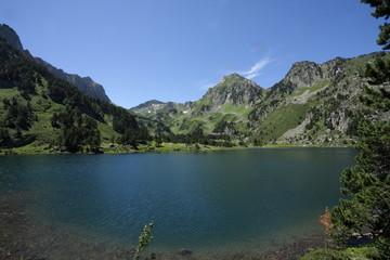 Lac du Laurenti,Pyrénées ariégeoises