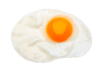 Chicken fried egg