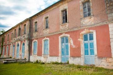Villa à restaurer