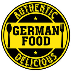 german food label