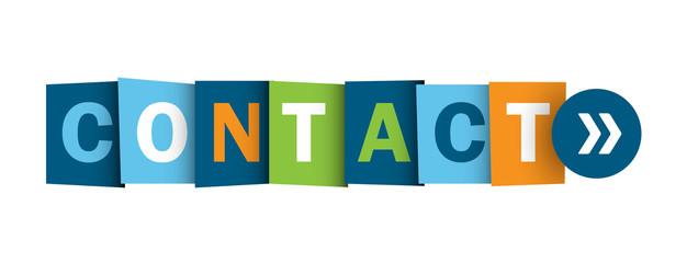 CONTACT button (smartphone social media marketing profile)