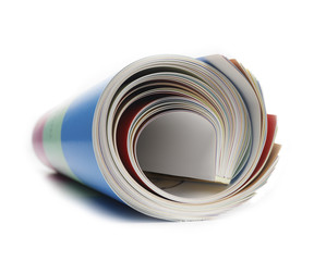 Magazing in a roll