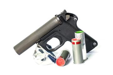 Signal Flare Pistol gun