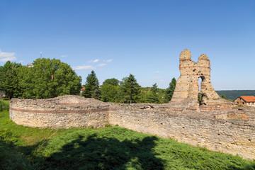 Roman fortress in Kula – Castra Martis