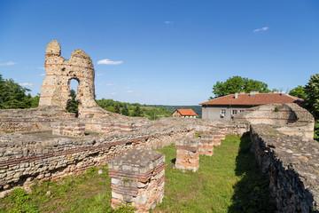 Roman forttress in Kula – Castra Martis