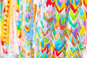 千羽鶴 Kyoto Origami Birds