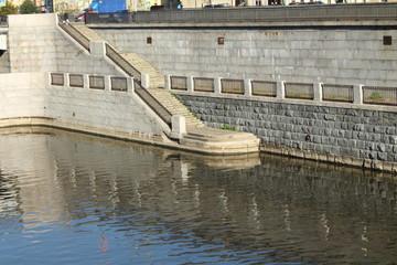 набережная обводного канала в Санкт-Петербурге