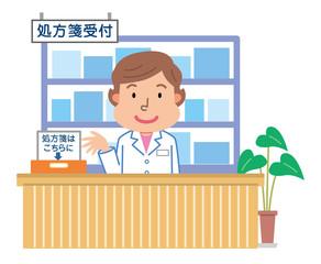 薬剤師 処方箋