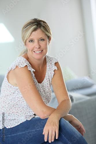 """Beautiful 40 Year Old Woman """"Beautiful 40-yea..."""