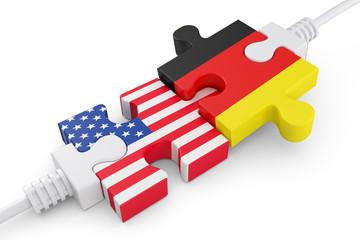 Cooperation Deutschland Usa