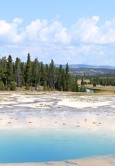 Yellowstone Turquoise Pool