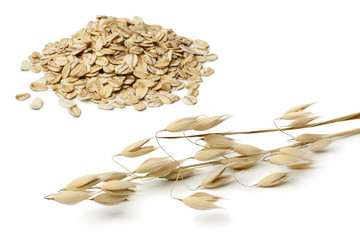 Dried oat and seeds