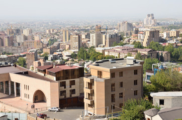 Армения, микрорайон Еревана
