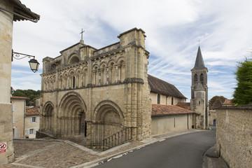 Eglise St Jacques - Aubeterre sur Dronne