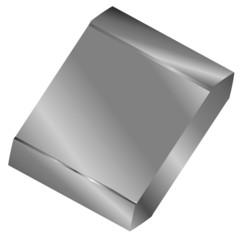 Образец металла