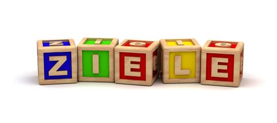 Ziele Play Cubes
