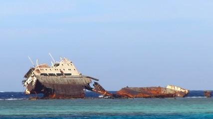 Shipwreck Lara