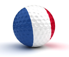 French Golf Ball