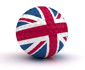 UK Golf Ball