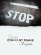 Stop sign custom
